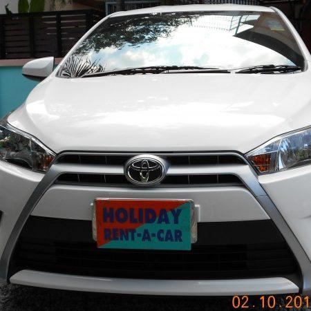 Toyota Yaris 1 2 Auto | Pattaya Car Rent
