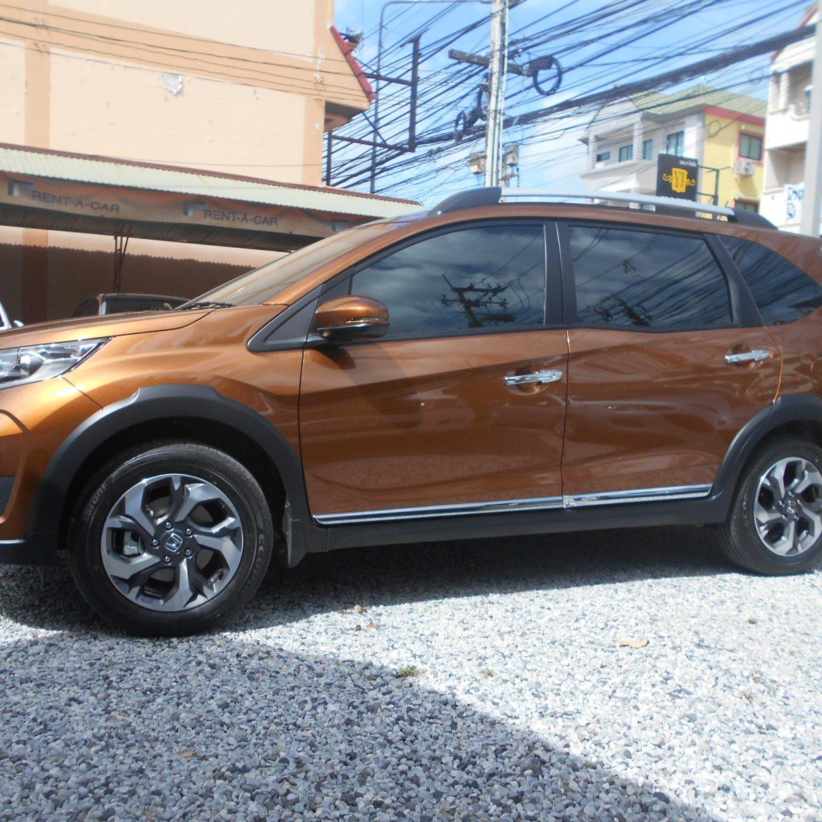 Honda BRV 1 5 Auto | Pattaya Car Rent